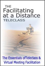 virtual facilitation teleclass