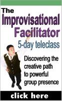 improv facilitator