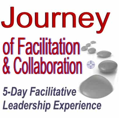 journey of facilitation and collaboration